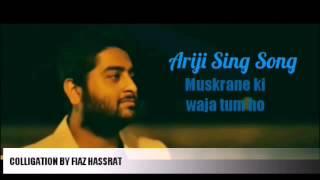 Muskurane Ki Wajah Tum Ho Lyrics,Muskurane Ki Wajah Tum Ho Lyrics Arijit Singh,Muskuraane Ki Wajah Tum Ho Lyrics